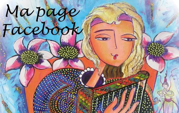 Ma page sur Facebook