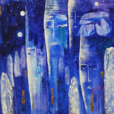 Menhirs... ToT5- 80x80