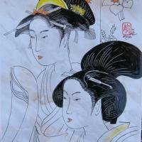 Les 2 geishas