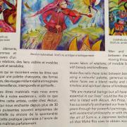 ENTRE CIEL ET TERRE- ARTICLE ART & DESIGN-AOUT 2018