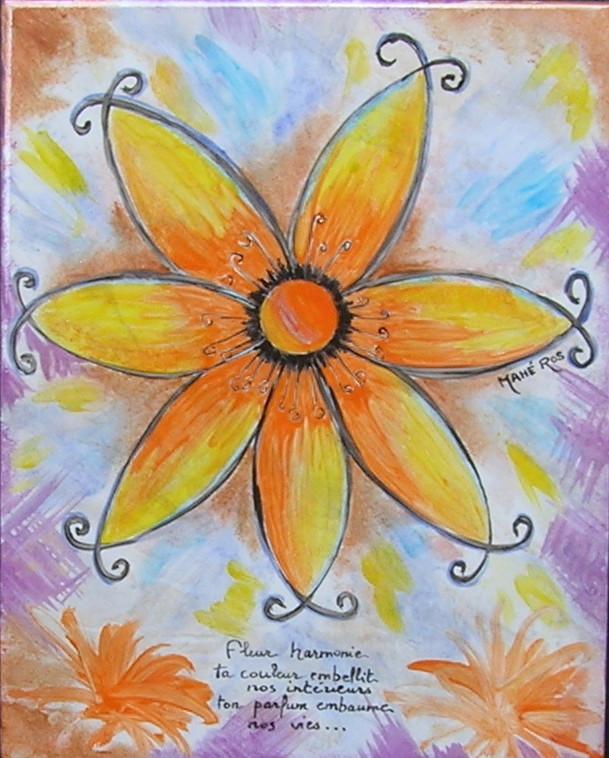 la fleur Céram